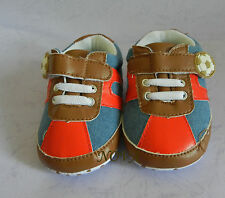 cute boy football toddler shoes baby boy shoes  size2,3, 4