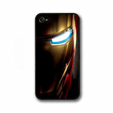 "Iron Man Phone Case Cover Avengers Marvel for iPhone 5 5s 6 (4""7) + *FREE ITEM*"