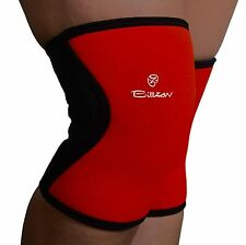 Neoprene Knee Support Brace MMA Pad Protector Gel Sport Power Weight Lifting