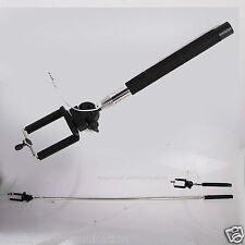 Extendable Self Portrait Selfie Stick with camera remote for Mobile Camera