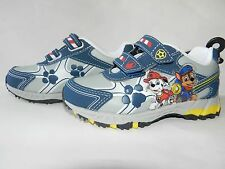 New Paw Patrol Toddler Light Up Running Shoe Sizes 7, 8, 9, and 10