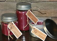 Maple Creek Candles ~ CHOCOLATE COVERED BERRIES strong scent ~ You Pick