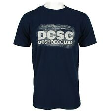 DC Rugged T Shirt - DC Navy