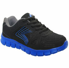 NEW BOYS ASCOT HIKING WALKING ABSORTINGTRAINERS COMFORT SCHOOL SHOES UK SIZES
