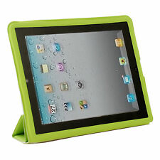 Leather Case Cover Pouch Stand For Apple iPad 2+BK Stylus