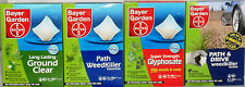 Bayer Path, Patio & Drive - Ground Clear - Garden Glyphosate Weedkiller Soluble