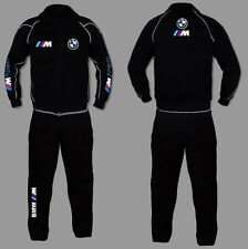 New BMW M Power Sport Set Racing Jacket and Pants Top Quality Embroidery m3 m5 M