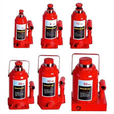 Hydraulic Bottle Jack Car 4 8 10 Ton Truck Caravan Jack SUV 4WD Ute Manual Press