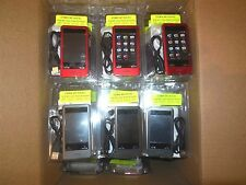 169 piece Coby MP828-8G 8 GB 2.8-Inch Video MP3 Player Wholesale lot for resale