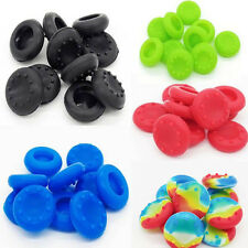 10x Silicone Analog Controller Thumb Stick Grip Cap Cover for PS3/4 Xbox 360/ONE