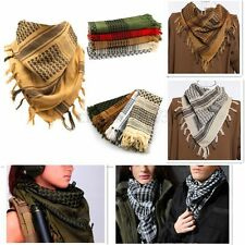 Military Shemagh Lightweight Arab Tactical Desert Keffiyeh Scarf Neck Head Wrap