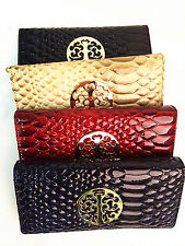 Ladies Designer Synthetic leather Long Purse Wallet Girls Women Coin Purse Bag