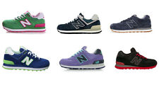 [NEW BALANCE] Genuine 6 Colors Sneakers Trainers Running Casual Women Shoes