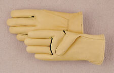 #512 Form-Fitting American Deerskin Leather Western Style gloves