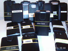 LEATHER FLIP CASES FOR MOBILE PHONES -  click on the site to chose and order