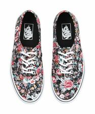 VANS AUTHENTIC WOMENS SHOES FLORAL WOMENS US SIZES FREE POST AUST SELLER
