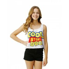 Cool Story Bro Crop Top AT1108CR