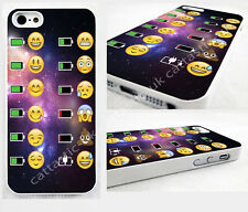 funny smiley emoticon case,cover for iPhone,iPod space,alien,poop,Emoji,battery