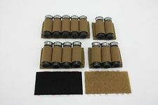 AAT Coyote Brown Pouch Shotgun Shell Kits With Velcro® Brand Fasteners