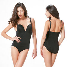 Stretch trimmer Firm Control Slimming Bodysuit Full Body Briefer Shaper Suit