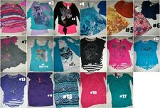 * NWT NEW GIRLS SUMMER SHIRT Tank Huge Variety 6 7 8 10 12 14