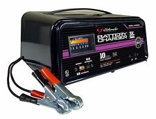 AUTOMATIC/MANUAL CAR BATTERY CHARGER/ENGINE STARTER 12/24 VOLT 1.5-10AMP 7 TYPES