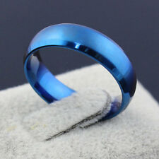 COOL Stainless Steel Ring Band Titanium Silver Black Gold Men SZ 7 to 15 Wedding