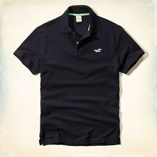 NEW 2015. Hollister Hawthorne Classic Fit Polo. BNWT. UK SELLER. FAST DISPATCH