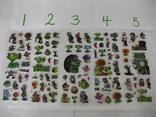 Plants vs. Zombies Puffy Stickers Great Monsters Puffy Stickers! Child Birthdays