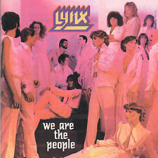 NEW - We Are the People by Lynx