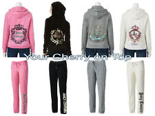 NWT JUICY COUTURE Embellished Velour TRACKSUITS All Sizes-WOMEN