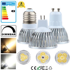 Epistar 9W 12W 15W MR16 GU10 E27 LED Spot Light Warm Cool White Lamp Bulb CREE