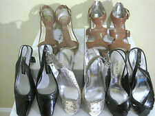 Nine West,Calvin Klein,Alfani,Jennifer Moore NIP and Used Women's Shoes Sz 5.5