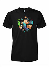 Minecraft T-Shirt S M L XL XXL