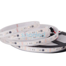 WS2811 Waterproof IP67 16pixels/m 5-20m 48 leds/m 12V Led Strip RGB SMD 5050
