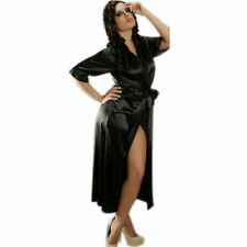 Women Sexy Robes Nightie Dressing Gown Chemise Babydoll Lingerie Dress G-string
