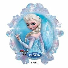 """Frozen """"Elsa""""  Images for Edible Cake Toppers 1/4 Sheet, 7.5"""" Round or Cupcake"""