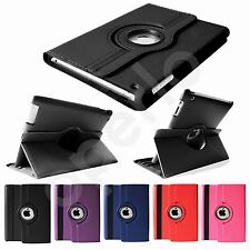Custodia in pelle REVOLUTION 360 Rotante Smart Case Cover iPad 2/3/4