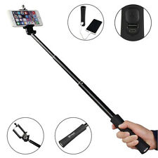 3-in-1 Extendable Bluetooth Selfie Stick, Powerbank, LED torch for Cell Phone