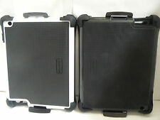 Ballistic Tough Jacket Rugged Hard Case w/Stand for iPad 2/3/4 in 2 Colors