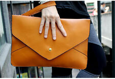 Fashion Lady Women Envelope Clutch Handbag Tote Shoulder Chain  Bag Purse HOT