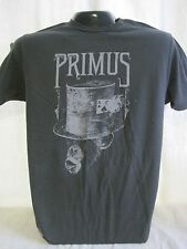 Primus T-Shirt Tee Les Claypool Top Hat Rock Band Music Apparel New 1005