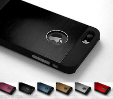 New Hard Back Case Cover for Apple iPhone 4 4S 5 5S 6 FREE Screen Protector