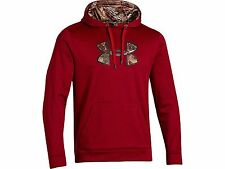 Under Armour Men's Storm Caliber Big Logo Hoodie - 6 Colors to choose Many Sizes