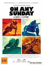 On Any Sunday - Next Chapter, The - DVD Region 4 Brand New Free Shipping