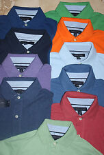 Tommy Hilfiger Men's POLO SHIRT Short Sleeves NEW WITH TAG classic fit