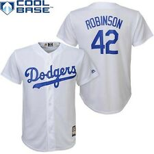 Los Angeles Dodgers Jackie Robinson Cooperstown Collection Youth Jersey S M L XL