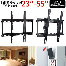 LCD LED Plasma VESA400x400 TV Wall Mount Bracket for 23 32 37 40 42 50 55 inch