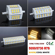 5W/10W J78/J118 R7s LED 5050/5730 SMD Flood Light Bulb Lamp 78mm 118mm Dimmable