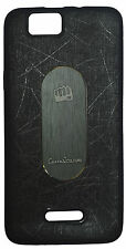 ELOKART BACK CASE COVER for MICROMAX CANVAS 2 COLOURS A120